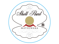 Our shell pearls are a registered trademark